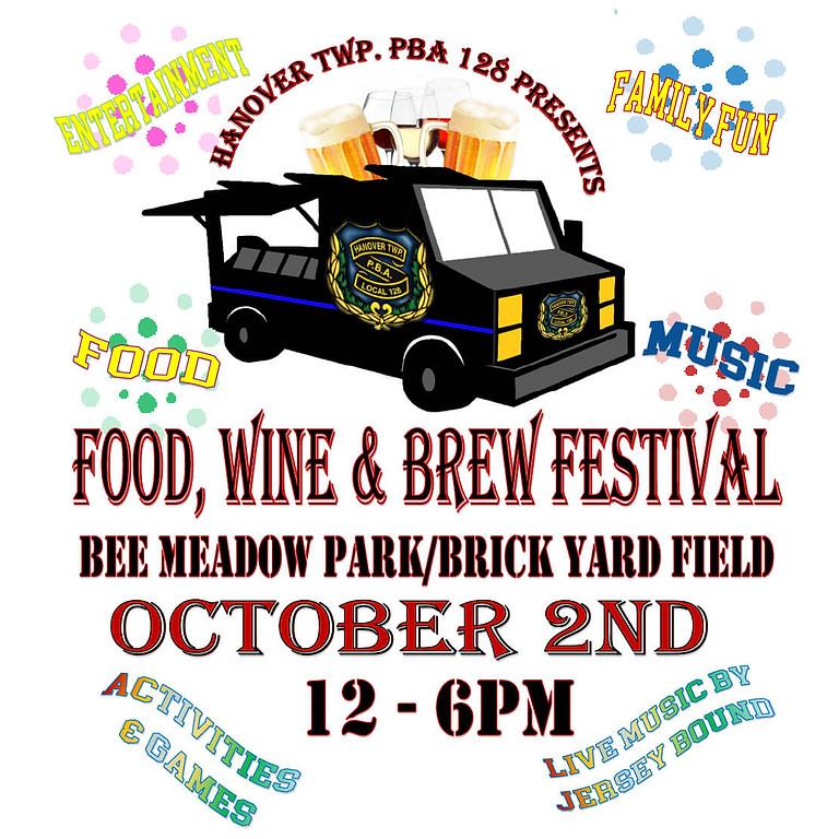 Hanover Twp. PBA Food, Wine & Brew Festival