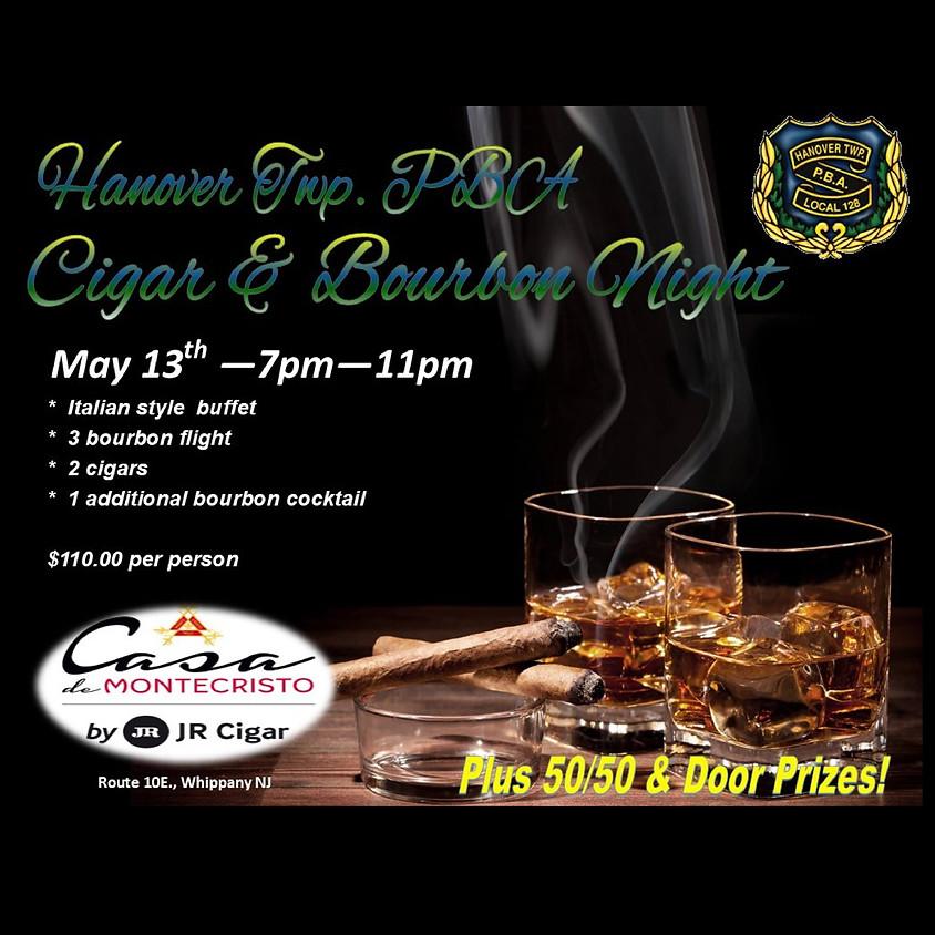 Hanover Twp. PBA Cigar & Bourbon Night