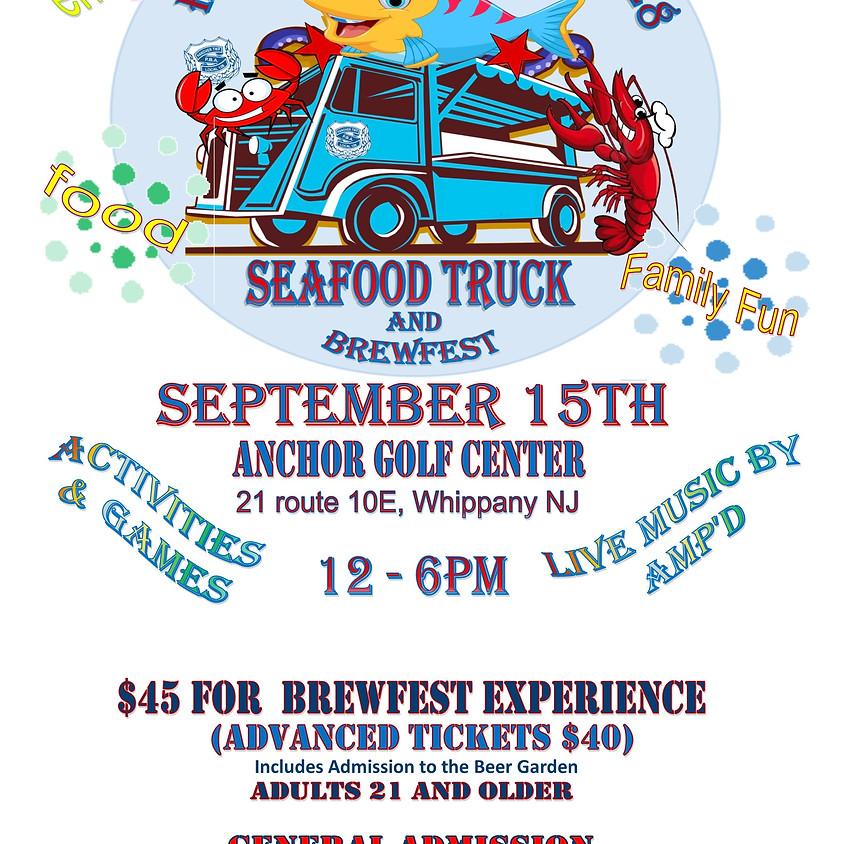 Hanover Twp. PBA 128 Seafood Truck & Brewfest