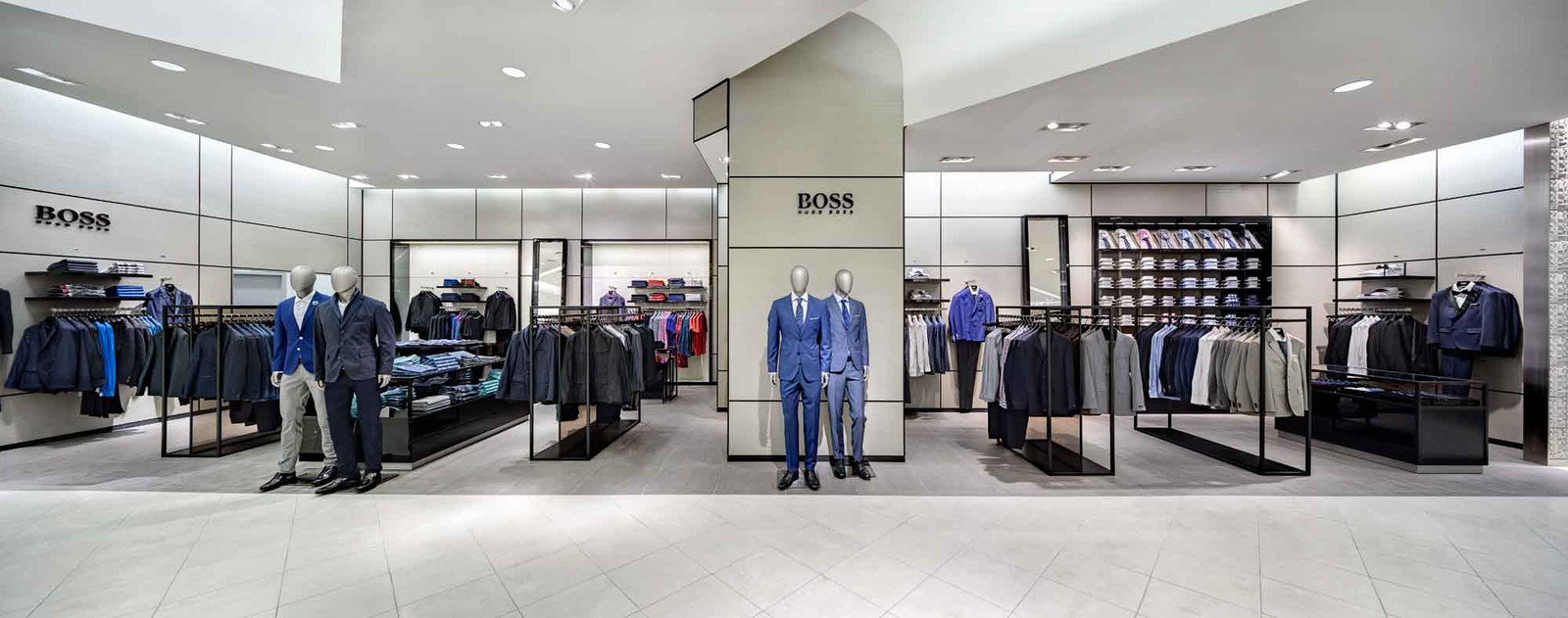Andrew Braun Hugo Boss Saks Fifth Avenue
