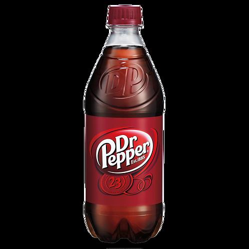 Dr. Pepper Original ПЭТ 500мл (12 шт)