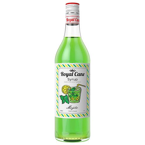 Сироп Royal Cane Мохито 1 литр, стекло (6 шт.)