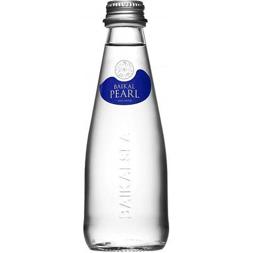 Природная артезианская вода BAIKAL PEARL 0,25л стекло негаз