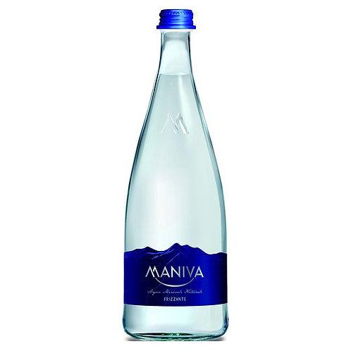 Минеральная вода MANIVA газированная 0,75л