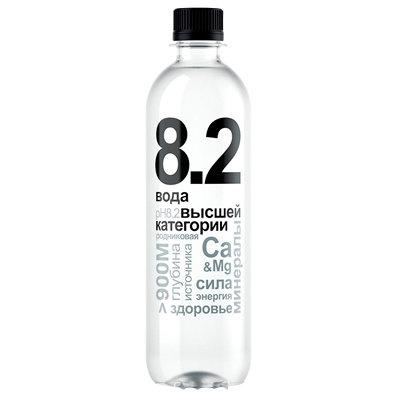 Родниковая Вода 8.2 | Без газа 0,5л