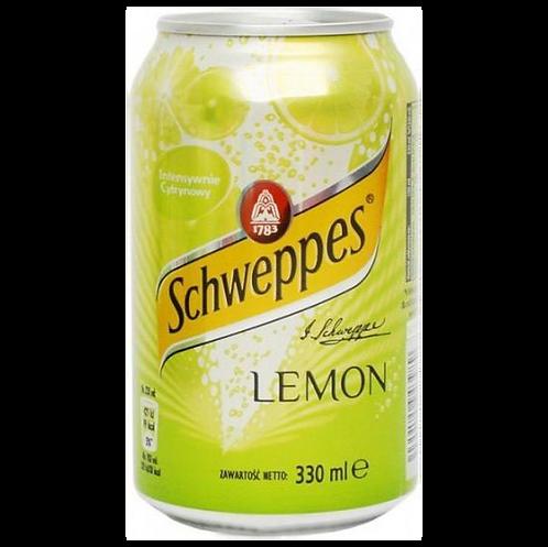Schweppes Lemon ж/б 355мл (24 шт)
