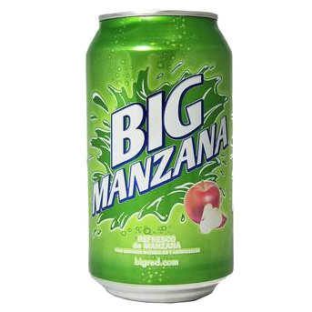 Напиток BIG Apple ж/б 355мл (24шт)