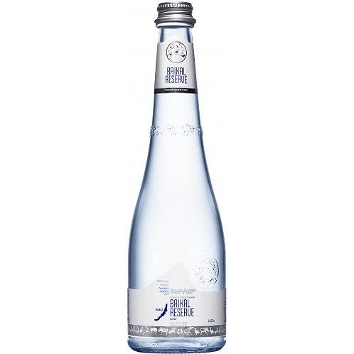 Минеральная лечебно-столовая вода BAIKAL RESERVE 0,53л стекло газ