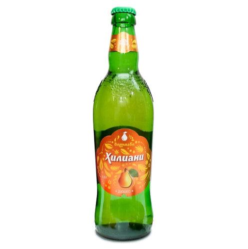 Лимонад Хилиани Дюшес 0,5л стекло (20шт)