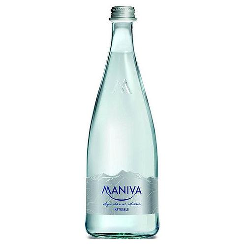 Минеральная вода MANIVA негазированная 0,75 л