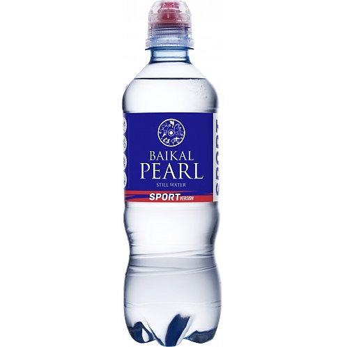 Природная артезианская вода BAIKAL PEARL SPORT 0,5л негаз