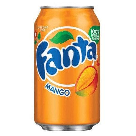 Fanta Mango 355мл/24 шт