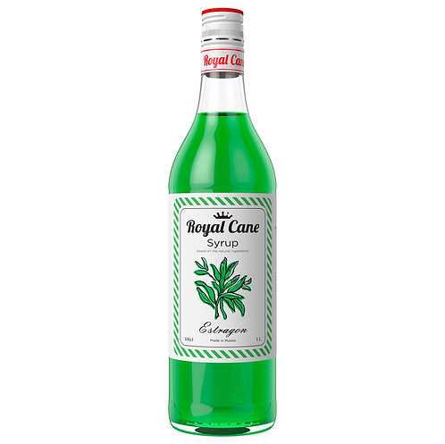 Сироп Royal Cane Тархун 1 литр, стекло (6 шт.)