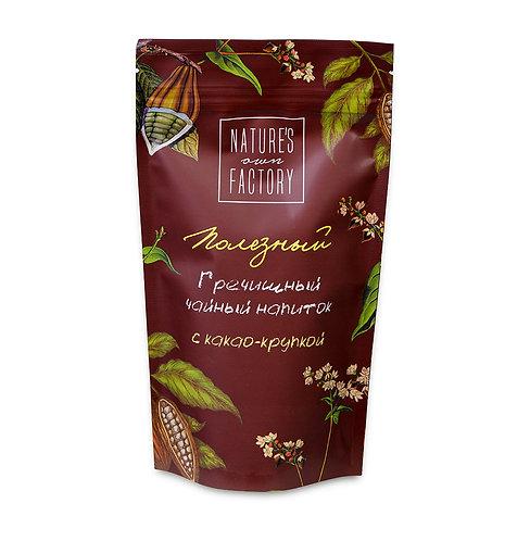 Гречишный чай с какао-крупкой Nature's Own Factory 100г