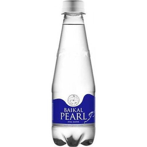 Природная артезианская вода BAIKAL PEARL 0,33л негаз