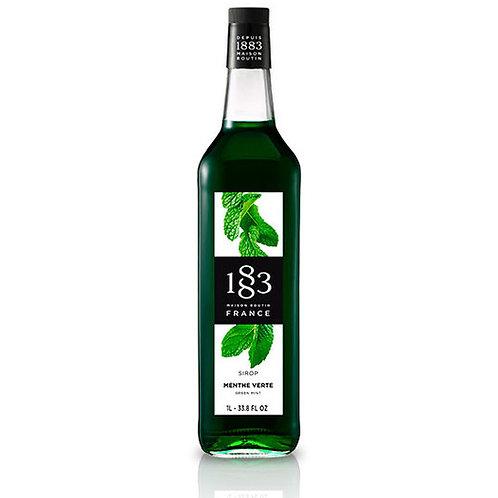 Сироп Routin Зеленая мята 1 л (6 шт)