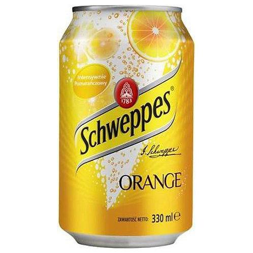 Schweppes Orange ж/б 355мл (24шт)