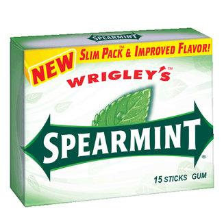 Wrigley's Spearmint (10 шт.)
