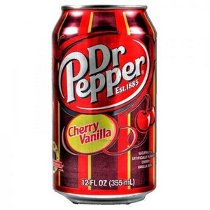 Dr. Pepper Cherry Vanilla (12 шт.)