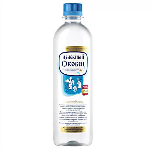 Родниковая вода Целебный Оковец 0,5 л