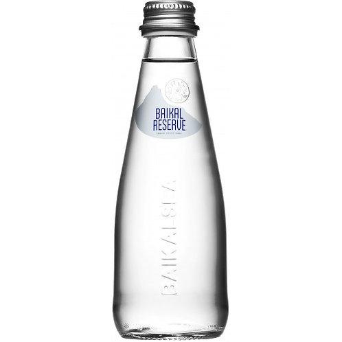 Минеральная лечебно-столовая вода BAIKAL RESERVE 0,25л стекло газ