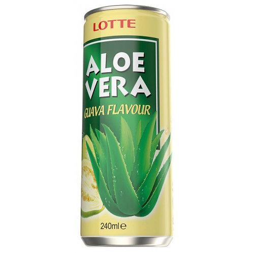 Напиток АЛОЭ ВЕРА LOTTE | Гуава 240 мл (30 шт)