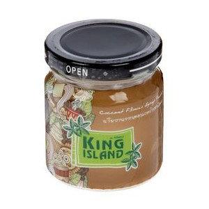 KING ISLAND Кокосовый сахар банка 100 г (12 шт.)