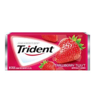 Trident Strawberry Twist (12 шт.)
