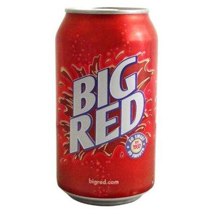 Напиток BIG RED ж/б 355мл (24шт)