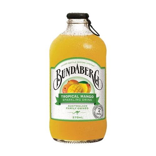 Лимонад Bundaberg Tropical Mango (Манго) 0,375л