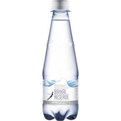 Минеральная лечебно-столовая вода BAIKAL RESERVE 0,33л газ