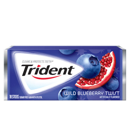 Trident Blueberry Twist (12 шт.)