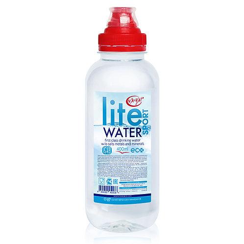 Lite Water sport | Вода питьевая 400 мл ПЭТ (24 шт)