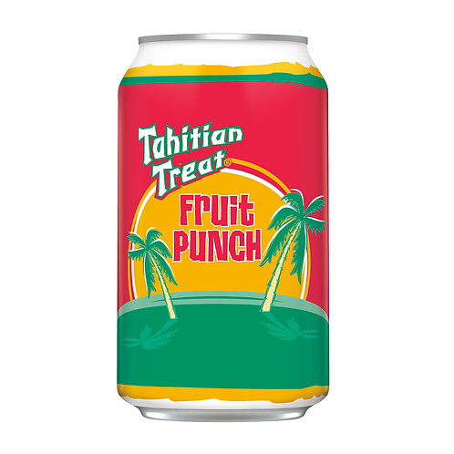 Напиток Tahitian Treat Fruit Punch - газ ж/б 355мл