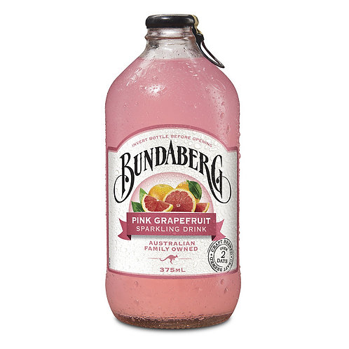 Лимонад Bundaberg Pink Grapefruit (Грейпфрут) 0,375л
