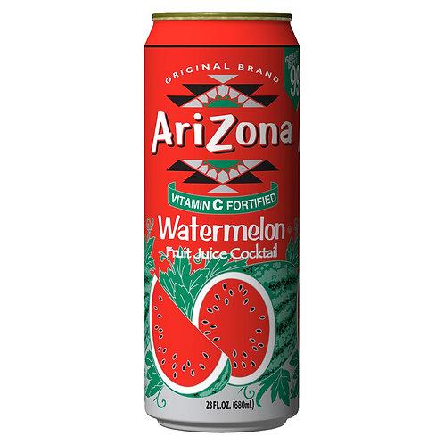 Холодный чай Arizona Tea - Watermelon 0,680 л ж/б