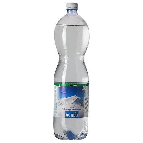 Вода Norda газированная, 1,5 л