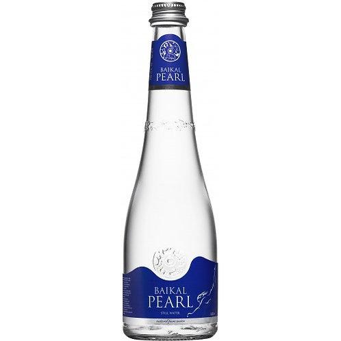 Природная артезианская вода BAIKAL PEARL 0,53л стекло негаз