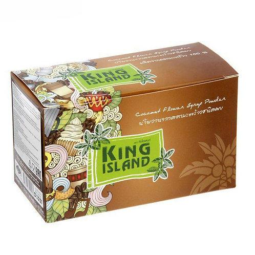 KING ISLAND Кокосовый сахар саше  8г х 20 (12 шт.)