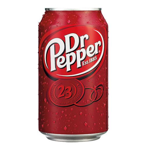 Напиток Dr. Pepper 23 - Original с газом ж/б 0,33 л