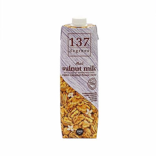 Молоко 137 Degrees из грецкого ореха, 1000 мл