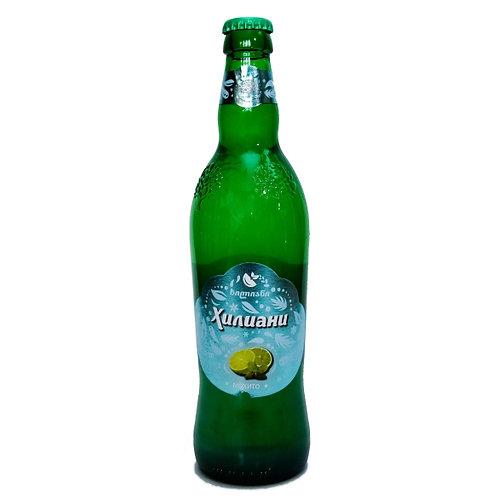 Лимонад Хилиани Мохито 0,5л стекло (20шт)