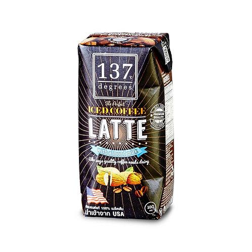 Кофе Латте 137 Degrees на миндальном молоке, 180 мл