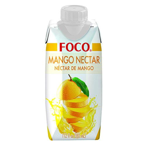 FOCO Нектар манго 330 мл (12 шт.)