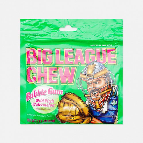 Жевательная резинка Big League Chew Watermelon (12 шт.)