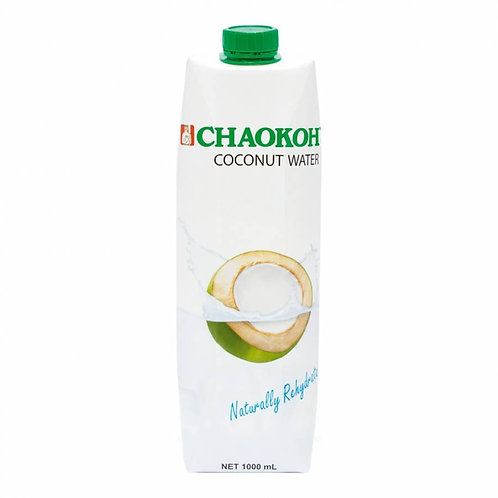 Кокосовая вода Chaokoh 1л (12 шт.)