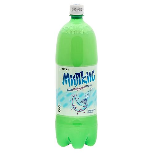 Напиток МИЛКИС LOTTE | Оригинальный с газом ПЭТ 1,5 л (12 шт)