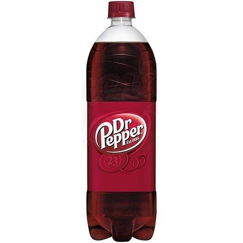 Dr. Pepper Original ПЭТ 0,9л (15 шт)