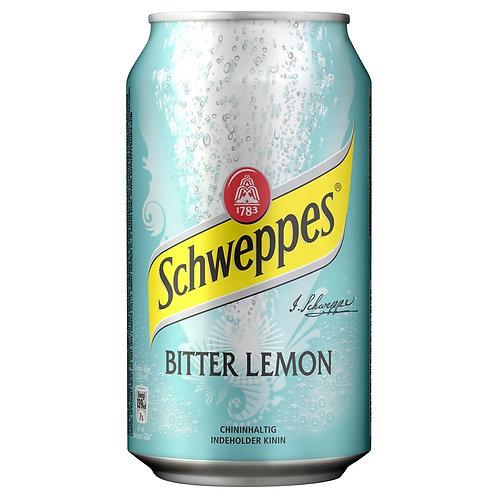 Schweppes Bitter Lemon ж/б 355мл (24шт)