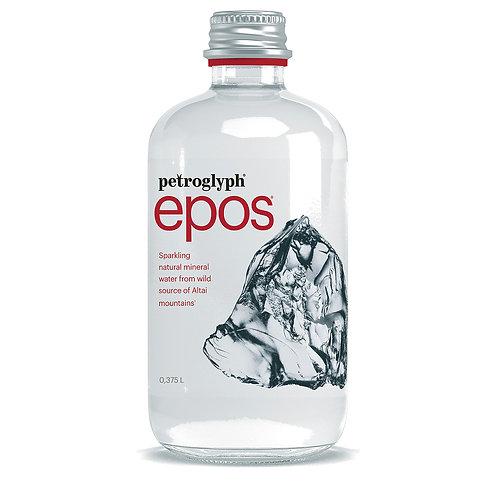 Вода Petroglyph Epos газ в стекле 375 мл